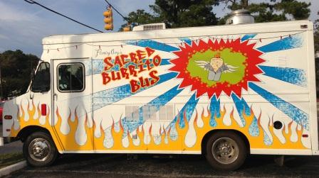 301 moved permanently for Flaming fish food truck